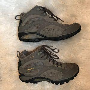 Merrell Siren Song Mid Gore-Tex Hiking Shoes EUC
